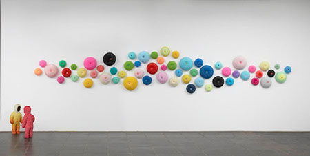 Installation von Sun-Rae Kim