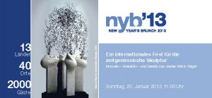 Empfehlung: New Year's Brunch 2013 (nyb'13)