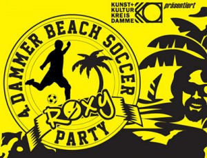 4. Dammer Beach Soccer Party