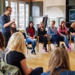 "Workshop ""Weckworte"" mit Lars Ruppel"